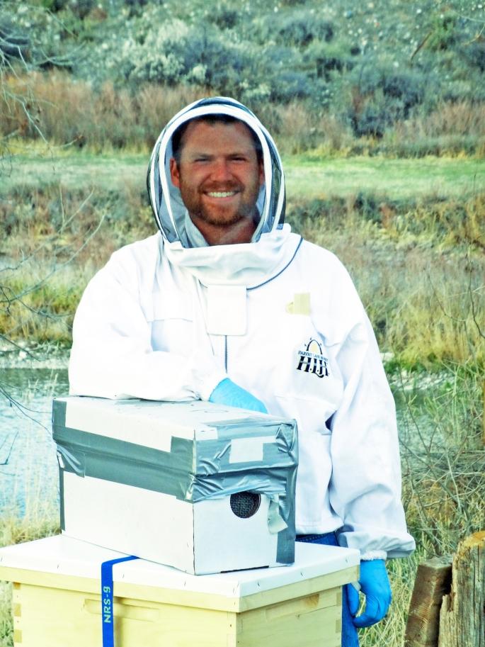 Beekeeper Ryan